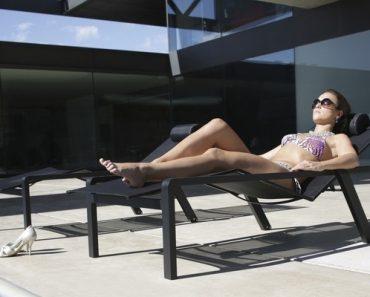 Bains de soleil prolonges