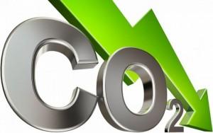 Gaz carbonique à l'état gazeux