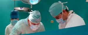 Chirurgie du sein