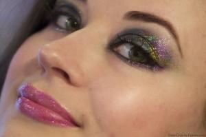 Le maquillage du soir